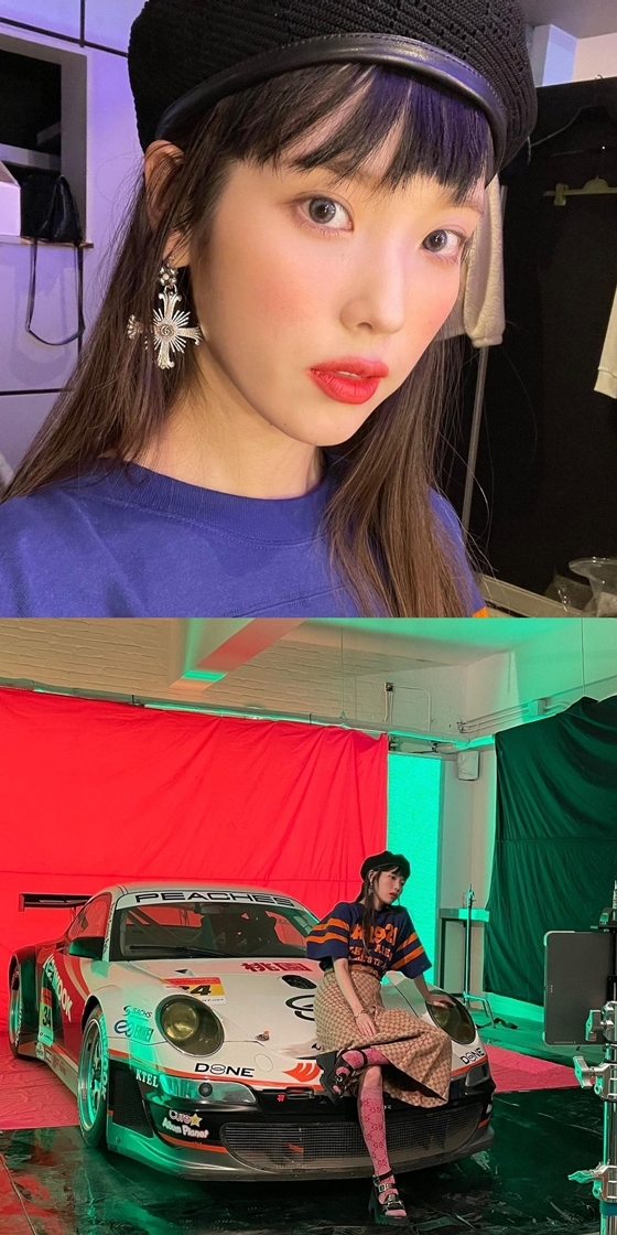 The IU posted an article and several photos on his instagram on the afternoon of the 15th, Huh? My Eyebrow.The photo showed a different color-rich IU, which attracted attention with changes to Eyebrow, as IU mentioned.Meanwhile, IU will release its regular 5th album LILAC (Lilac) on the 25th.Copyrightsc (https://star. mt. co
