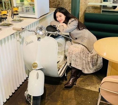 유라 미모 사진=걸스데이 유라 인스타그램