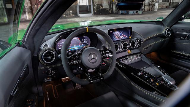 더 뉴 메르세데스-AMG GT R/사진제공=벤츠코리아