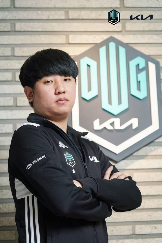 '칸' 김동하. 담원 게이밍 기아