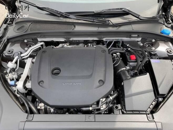 볼보차, S90 B6 AWD 인스크립션 </figcation>