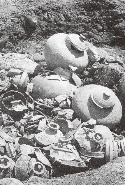1926년 경북 경주시 황남동에서  신라시대 토기와 토우가 대거 발굴됐다. [국립경주문화재연구소 제공]