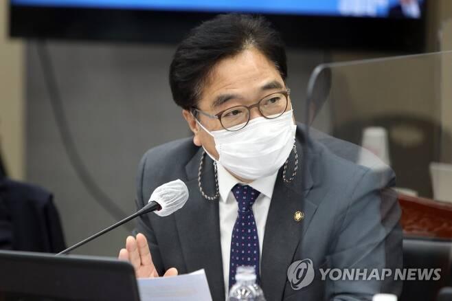 민주당 우원식 의원 (광주=연합뉴스) 2020.10.20 hs@yna.co.kr