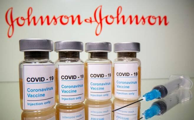 정부, 얀센과 6백만 명분 코로나19 백신 계약 (사진=YNA-AFP)