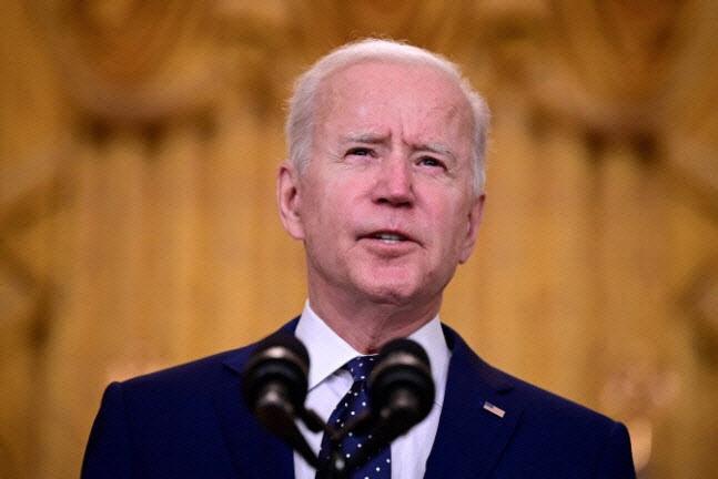 조 바이든 미국 대통령. (사진=AFP 제공)