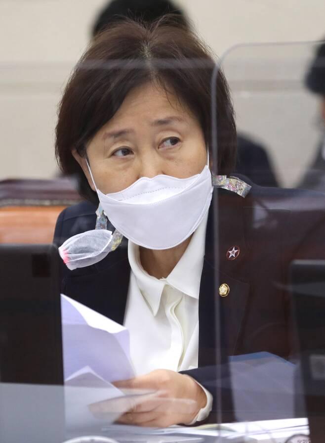 국민의힘 윤주경 의원./국회사진기자단