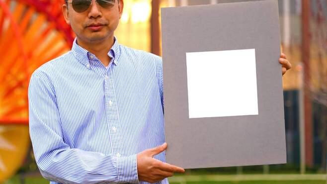 '가장 완벽한 흰색 페인트' 개발…빛 최대 98.1% 반사