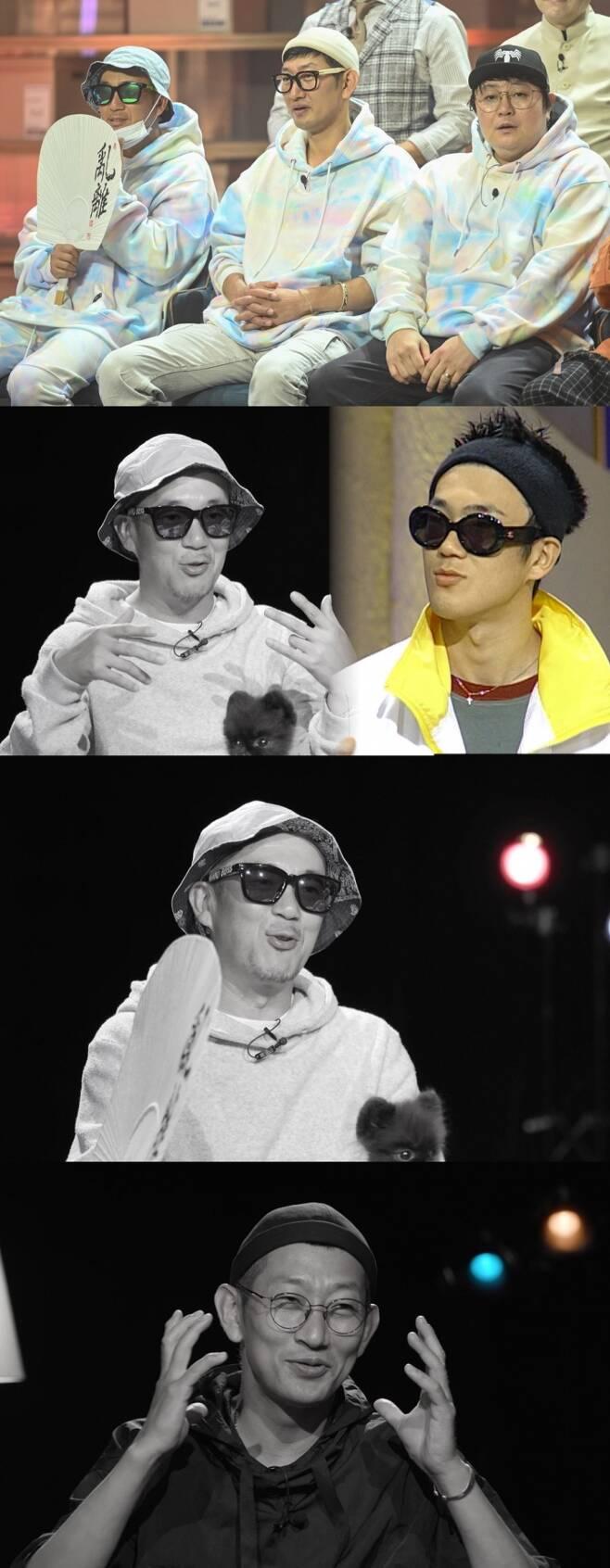 ▲ '아카이브K'에 출연했던 DJ DOC. 제공|SBS
