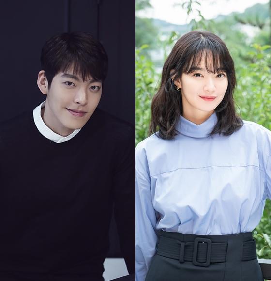 공개연인인 김우빈과 신민아가 노희경 작가의 신작 '우리들의 블루스'에서 호흡을 맞출 예정이다.