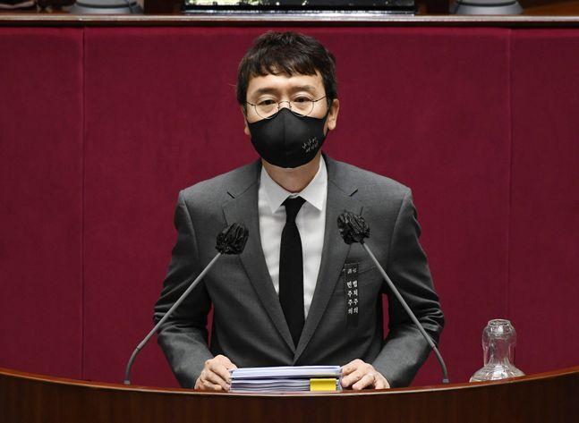 김웅 국민의힘 의원(자료사진) ⓒ데일리안 박항구 기자