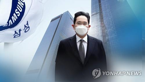 삼성전자 이재용 부회장 [연합뉴스TV 제공]