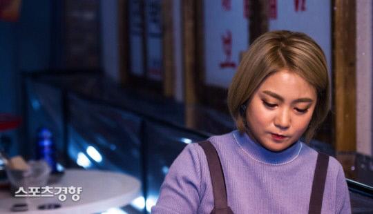 성희롱 논란에 휩싸인 방송인 개그우먼 박나래가 데뷔 이래 최대 위기를 맞았다. 이선명 기자