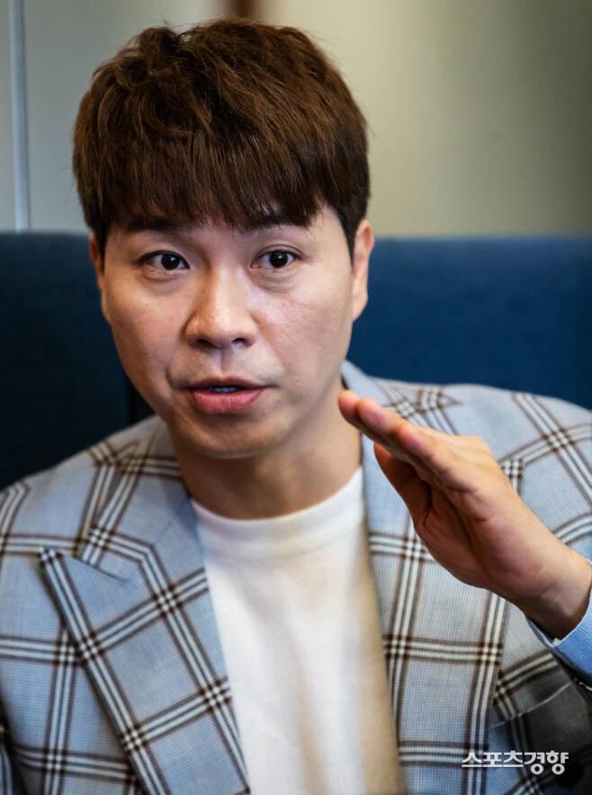 개그맨 박수홍. 이선명 기자