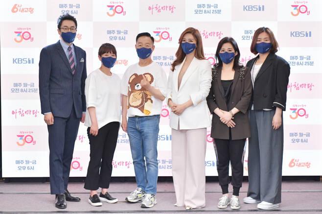 KBS 1TV 시사 교양 프로그램 '아침마당' 팀 /사진제공=KBS