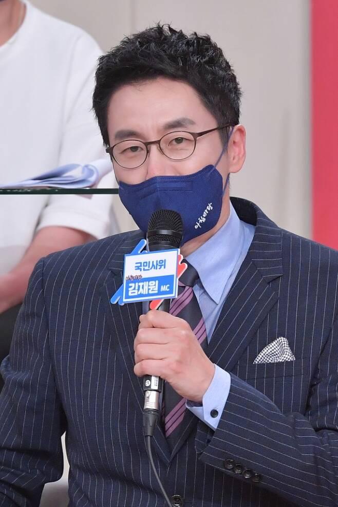 '아침마당'의 김재원 아나운서 [KBS 제공. 재판매 및 DB 금지]