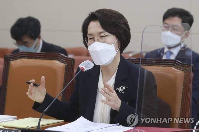 임혜숙 과학기술정보통신부 장관 후보자 [연합뉴스 자료사진]