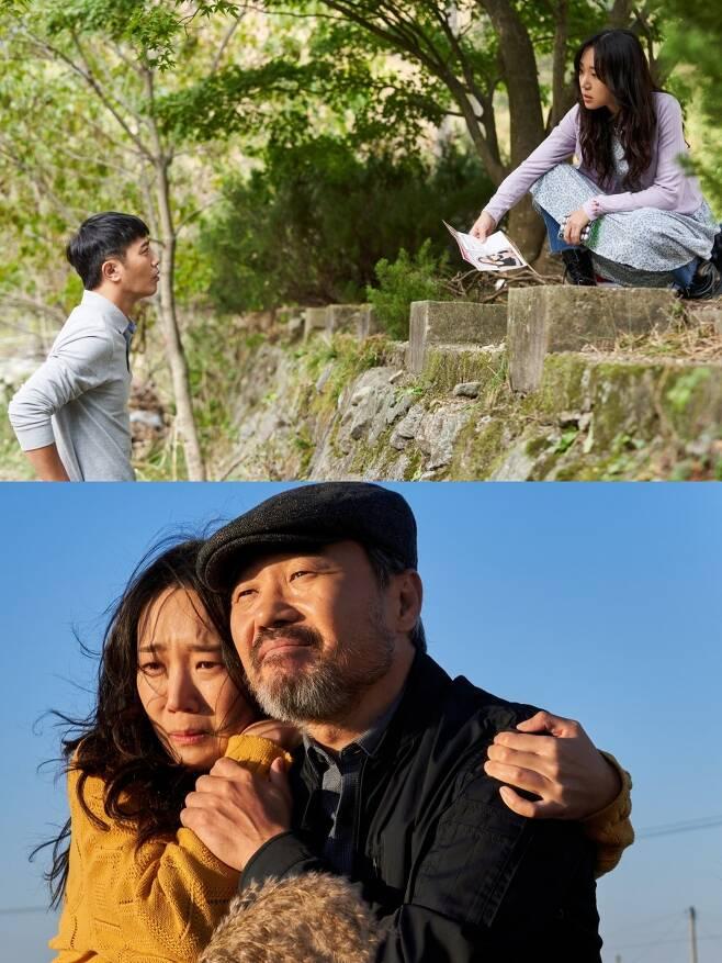 ▲ 박예니가 자신의 첫 영화 '내겐 너무 소중한 너'를 통해 성장 가능성을 보여주고 있다는 평가를 받고 있다. 제공|㈜파인스토리