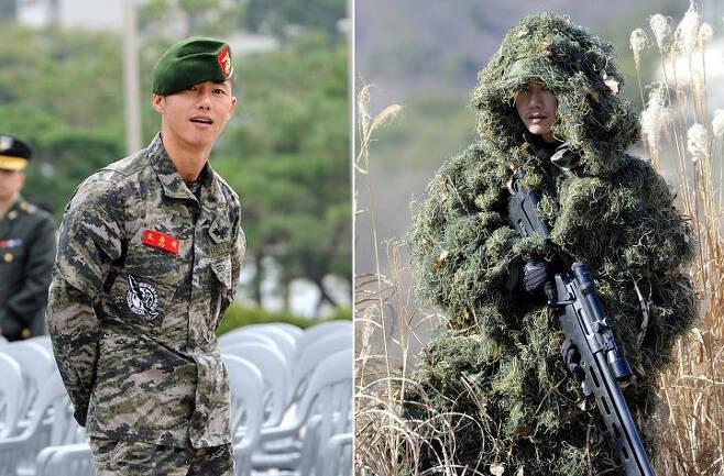 출처: 대한민국 해병대, 온라인 커뮤니티