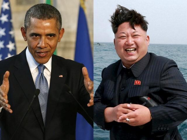 출처: Kevin Lamarque/REUTERS/KCNA