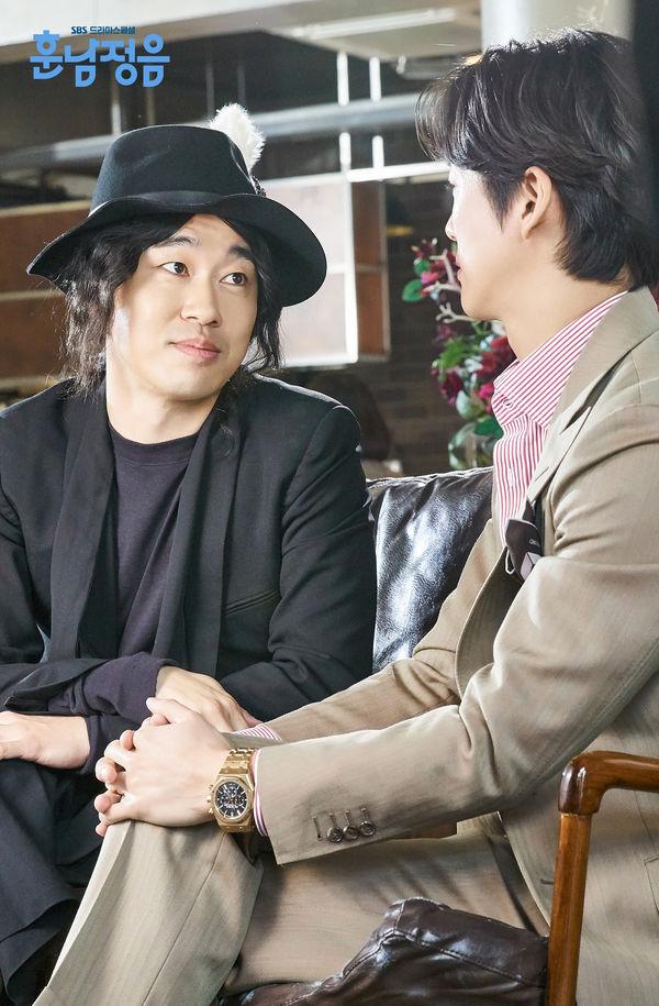 출처: SBS '훈남정음'