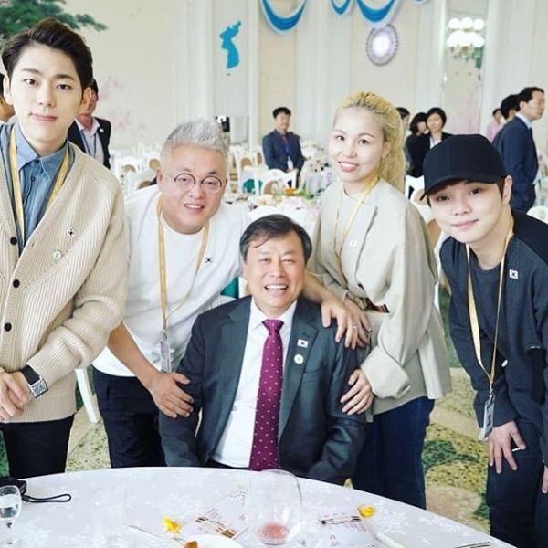 출처: 김형석 인스타그램