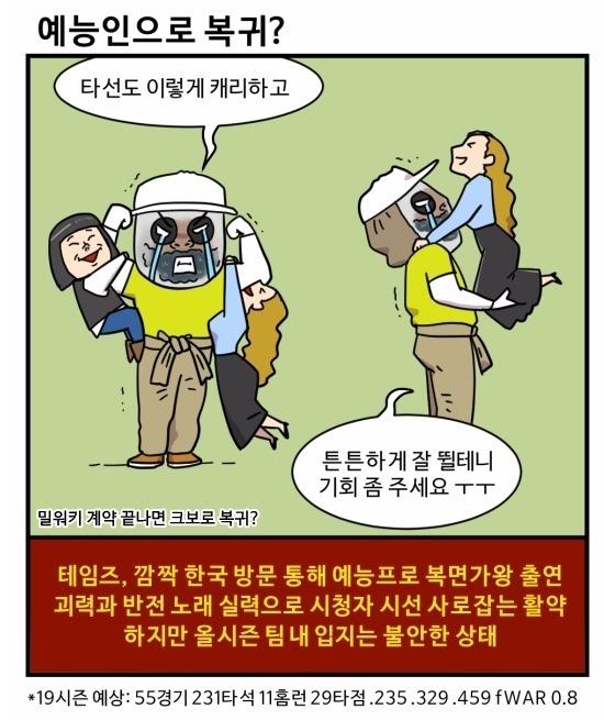 출처: [MLB 코메툰] '20승 도전' 류현진, '극한직업' 오승환