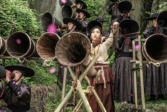 출처: <광대들: 풍문조작단> 스틸컷