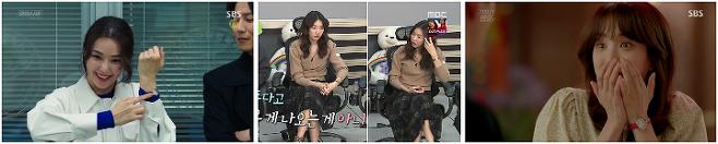 출처: SBS '열혈사제 中' / MBC '나혼자산다 中' / SBS '기름진 멜로 中' 방송 캡쳐