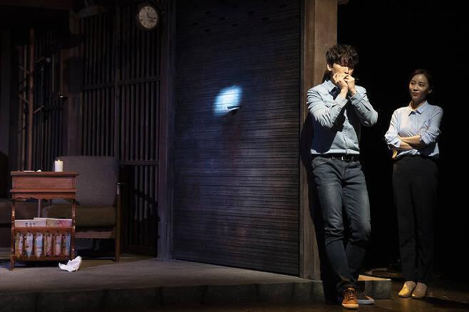 출처: 연극 <나미야 잡화점의 기적> 공연 장면. 달 컴퍼니