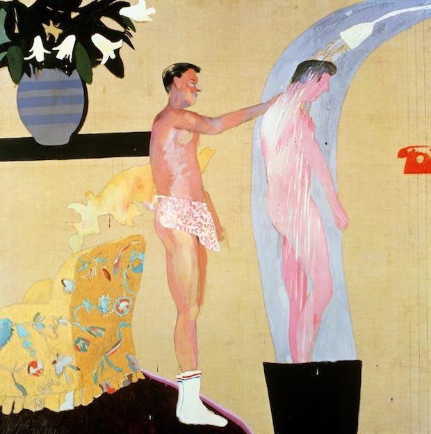 출처: Domestic Scene Los Angeles (1963), David Hockney |apollo-magazine.com