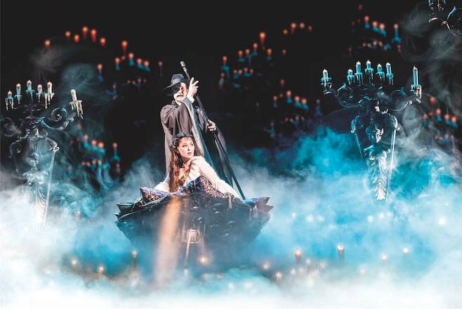 출처: 오페라의 유령 공식 홈페이지