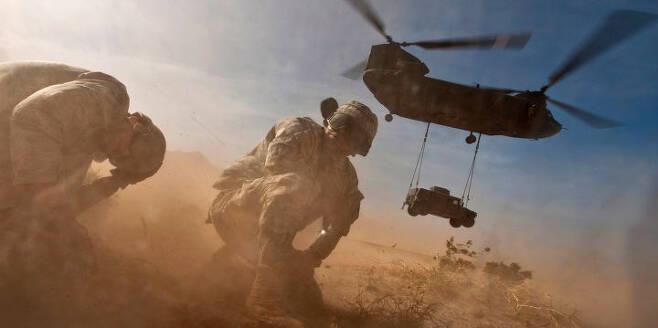 출처: 미 국방성 홈페이지(https://www.defense.gov/)