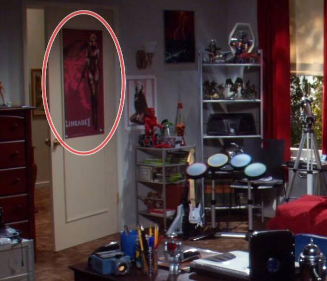 출처: @리니지 2는 2시즌 12화, 미러스 엣지는 하워드의 방이 나올 때마다 등장