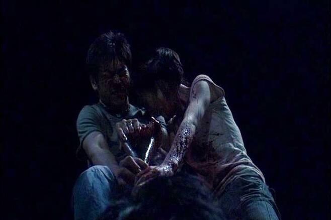 출처: 영화 '죽음의 숲' 스틸컷