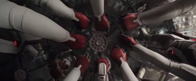 출처: '어벤져스:엔드게임' 미션 스팟 영상 캡처