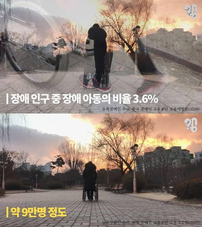 출처: 등록장애인 추이, 한국 장애인 고용공단 고용개발원(2018)