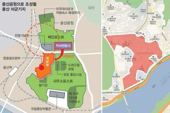 출처: 시사저널, 네이버 지도