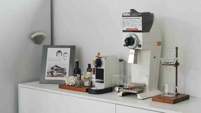 출처: <커피 머신> 제품 정보 보러 가기 (▲이미지 클릭)