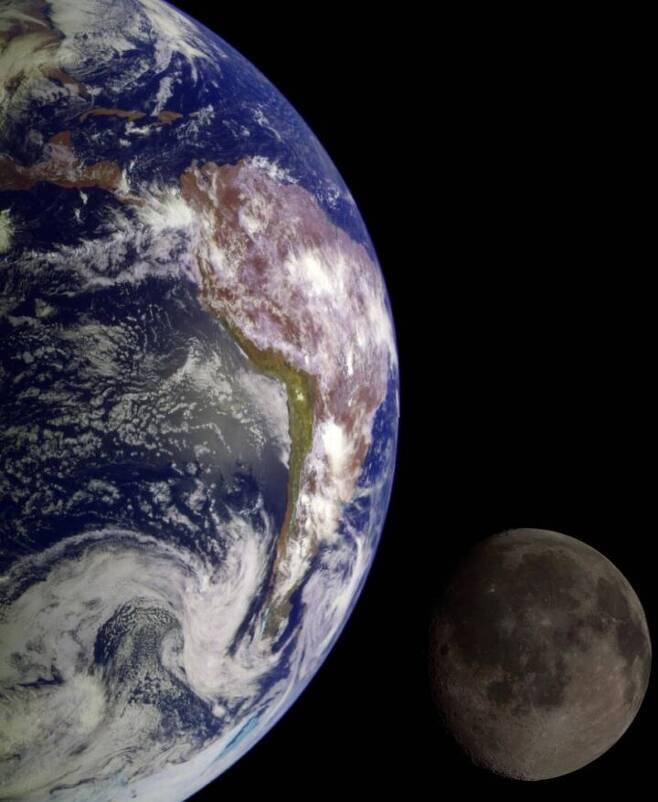 출처: NASA/JPL/USGS