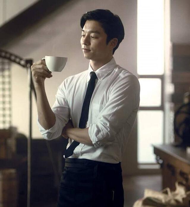 출처: 맥심 '카누 Finish편' CF 캡처