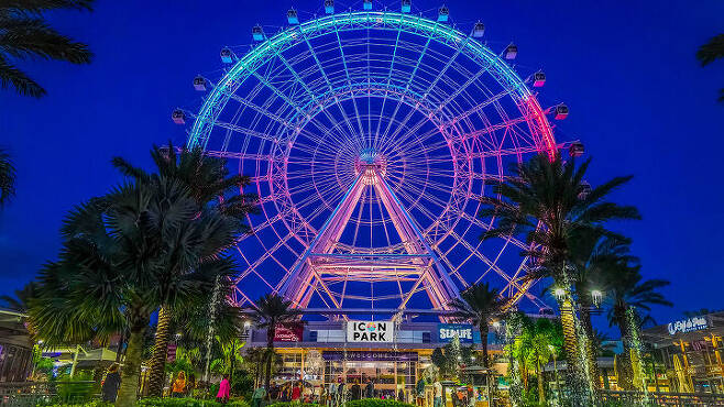 출처: ⓒ The Wheel at ICON Park