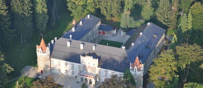 출처: ⓒ Chateau Heralec Boutique Hotel