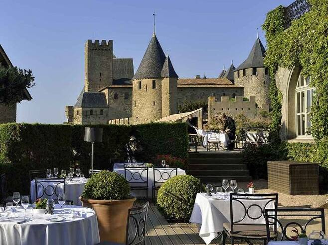출처: ⓒ Hôtel de la Cité Carcassonne