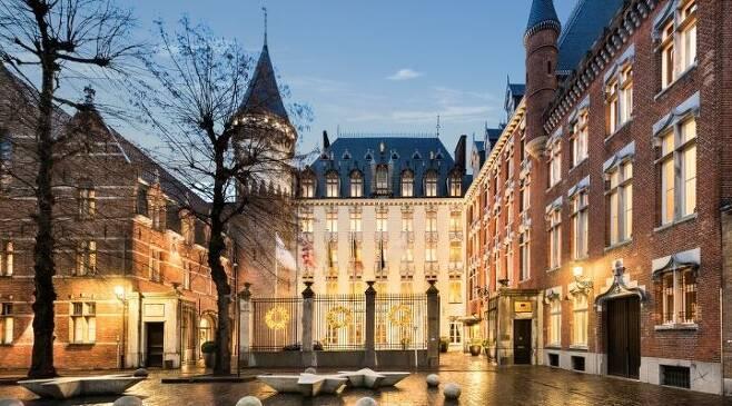출처: ⓒ Hotel Dukes 'Palace Bruges