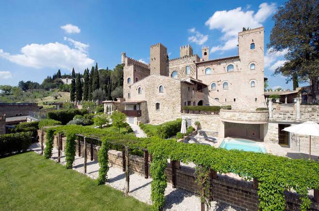 출처: ⓒ Castello Di Monterone