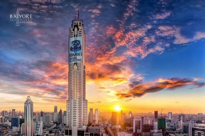 출처: ⓒ Baiyoke Sky Hotel Bangkok