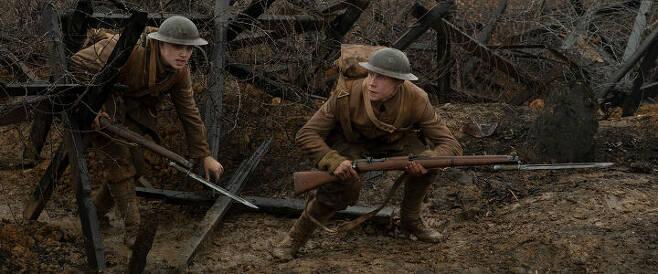 출처: 영화 <1917> ⓒ (주)스마일이엔티