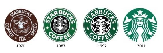 출처: 스타벅스 로고의 역사