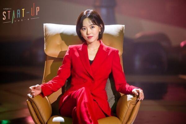 출처: 강한나의 단발 스타일 (드라마 공식 홈페이지)