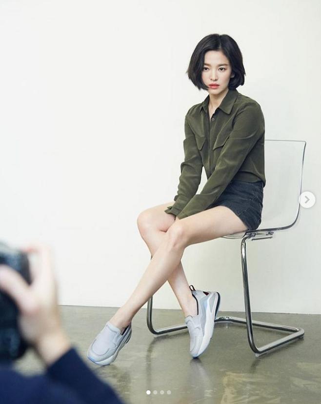 출처: 송혜교 인스타그램